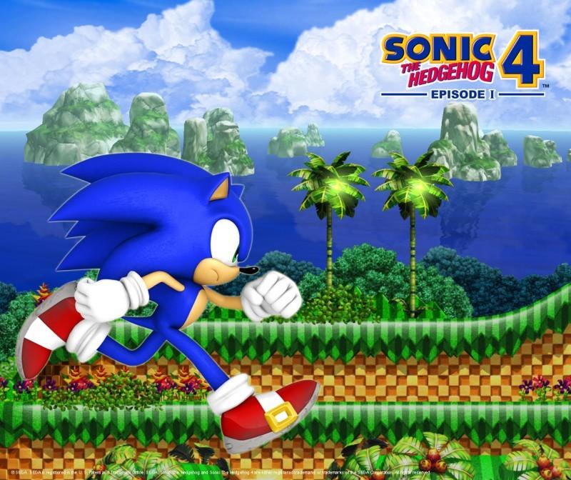 Pantallazo Sonic the Hedgehog 4 - Episode I