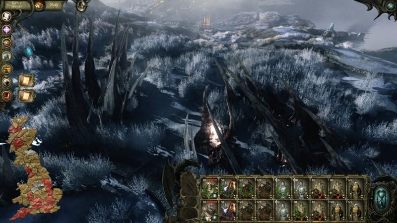Pantallazo King Arthur II: The Role-playing Wargame