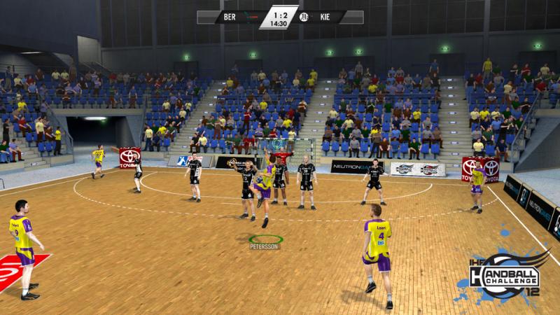 Juego de Balomnano PC Handball Challenge