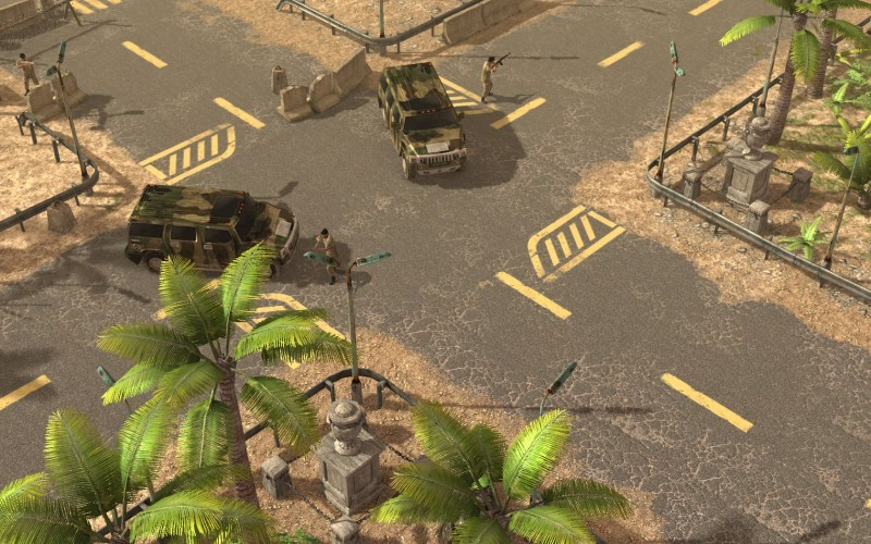 Pantallazo Jagged Alliance - Back in Action