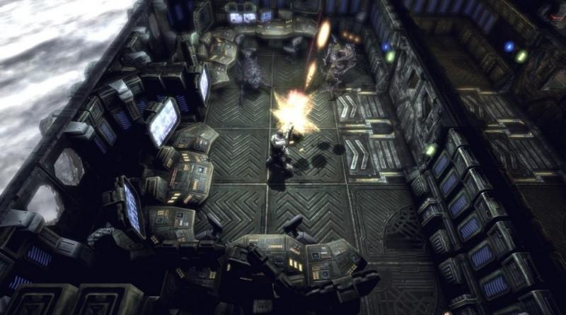 Pantallazo Alien Breed 2: Assault