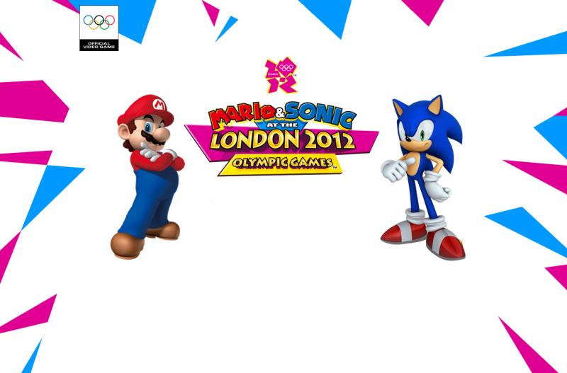 Pantallazo Mario Y Sonic - Juegos Olímpicos London 2012