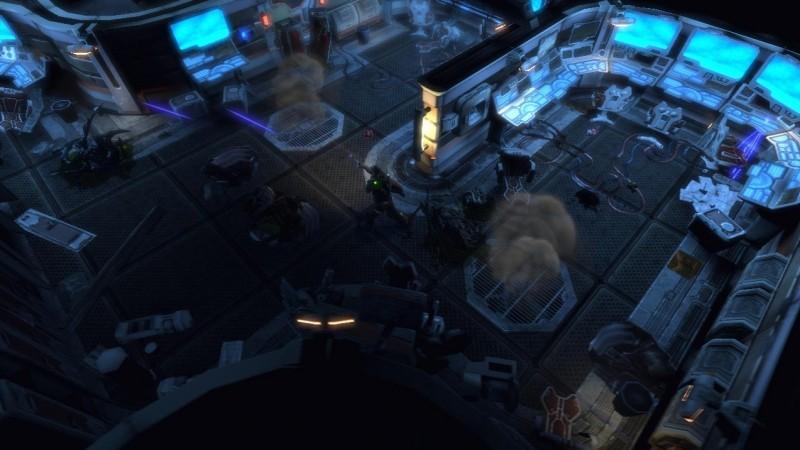 Pantallazo Alien Breed 3: Descent
