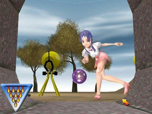 Pantallazo Anime Bowling Babes