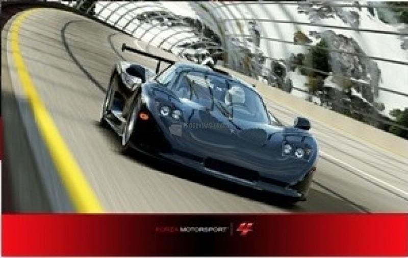 Pantallazo Forza Motorsport 4 Theme