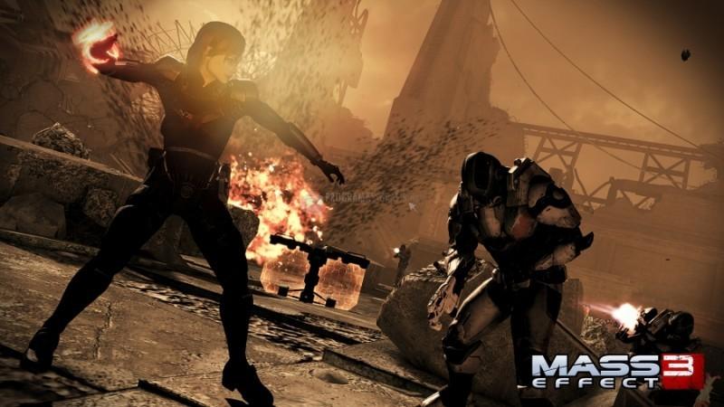 Pantallazo Mass Effect 3