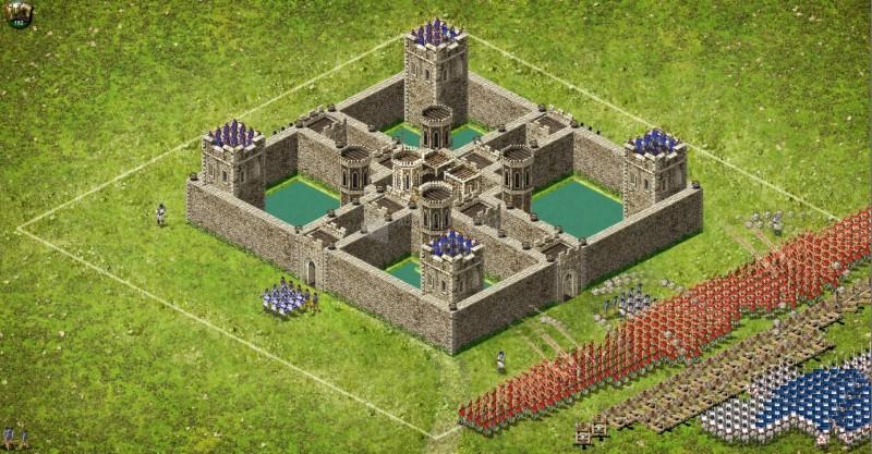 Pantallazo Stronghold Kingdoms