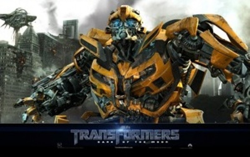 Pantallazo Transformers 3 Theme