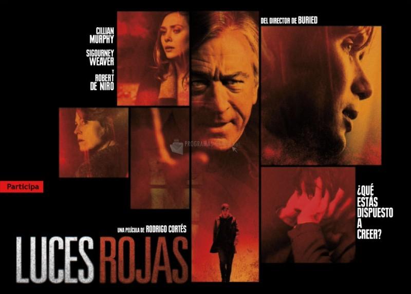 Pantallazo Luces Rojas