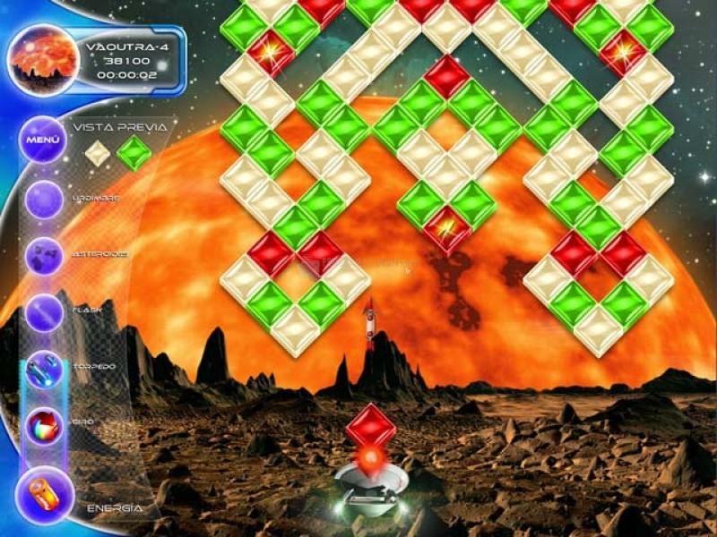 Pantallazo Galaxy Quest