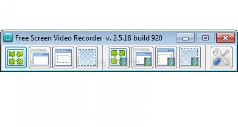 Pantallazo Free Screen Video Recorder