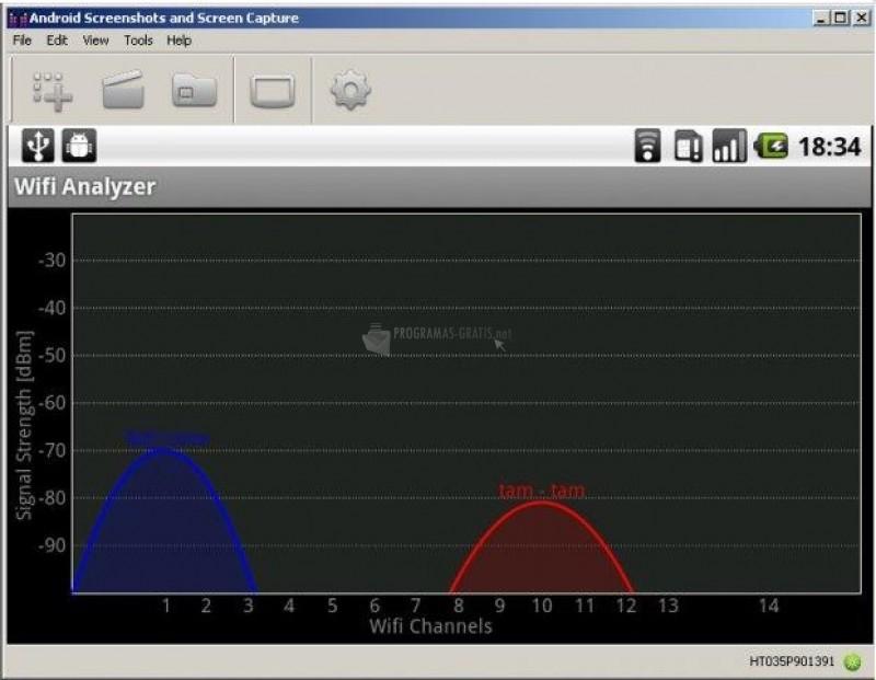 Pantallazo Android Screen Capture