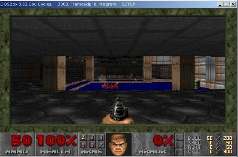 Pantallazo DOS Emulator