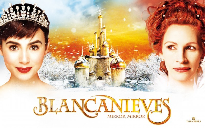 Pantallazo Blancanieves (Mirror, mirror)