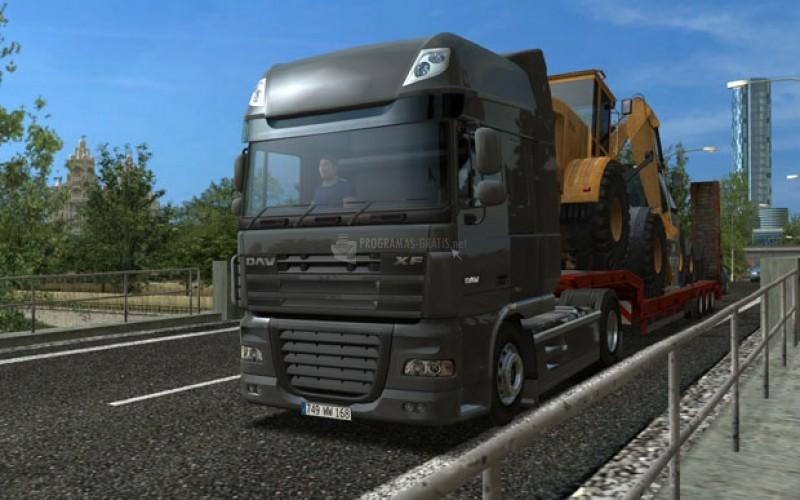 Pantallazo UK Truck Simulator