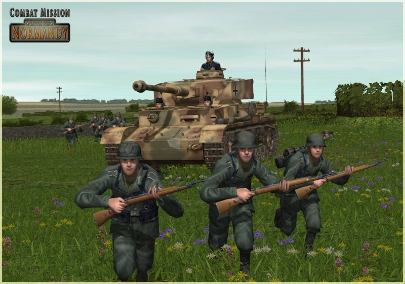 Pantallazo Combat Mission: Battle for Normandy