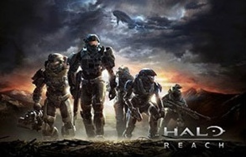 Pantallazo Halo Reach Theme