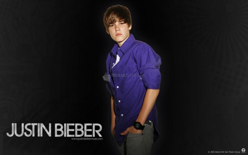 Pantallazo Justin Bieber