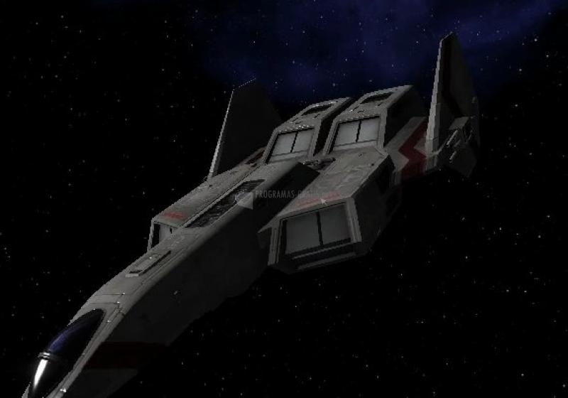 Pantallazo Wing Commander Saga