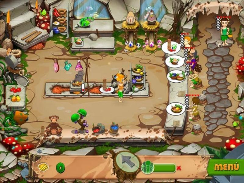 Pantallazo Stone Age Cafe