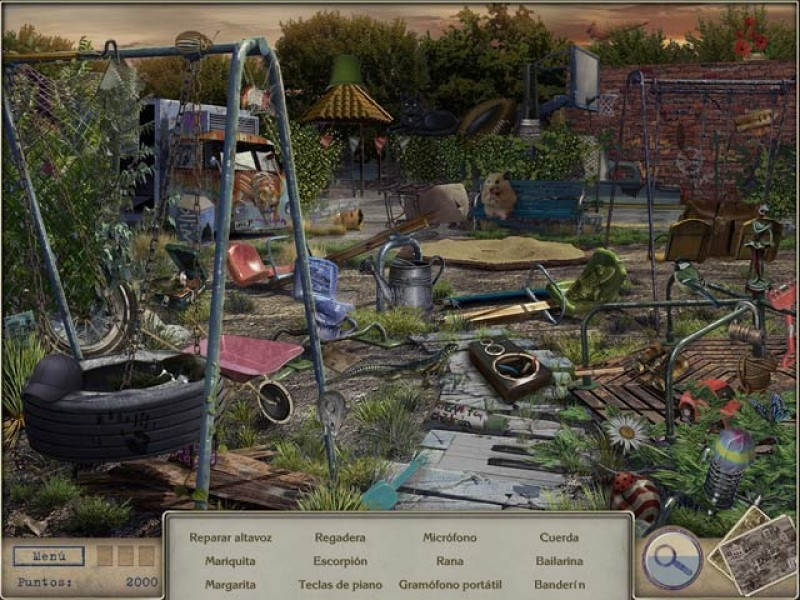 Pantallazo Letters from Nowhere 2