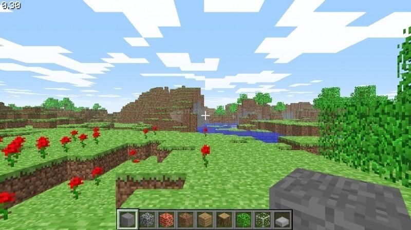 Pantallazo Minecraft ModLoader