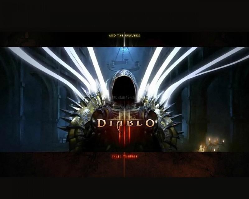 Pantallazo Diablo 3 Screensaver
