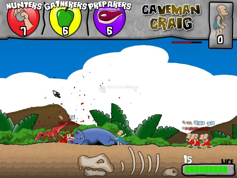 Pantallazo Caveman Craig