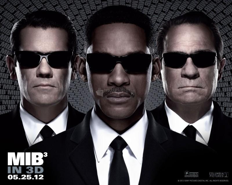 Pantallazo Men in Black 3