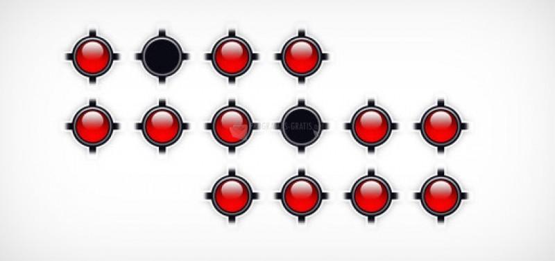 Pantallazo Red Spheres