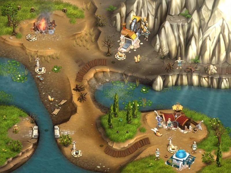 Pantallazo Legends of Atlantis: Exodus