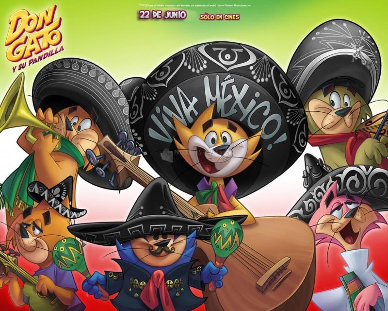 Pantallazo Don Gato y su pandilla