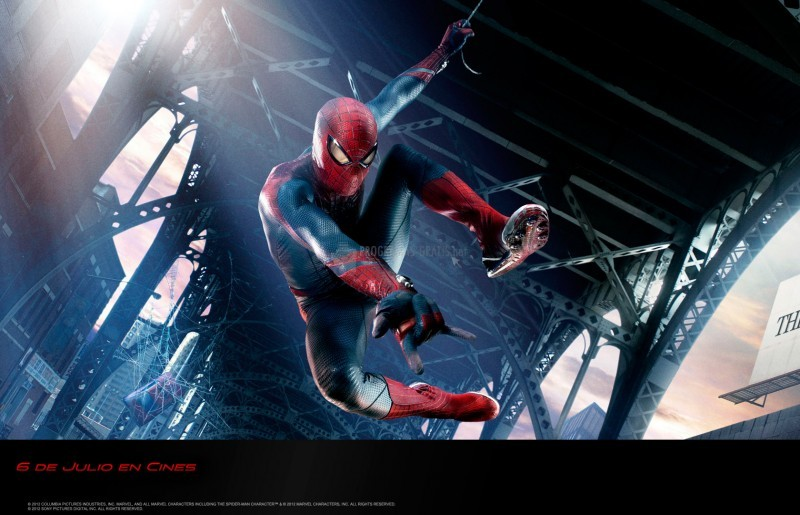 Pantallazo The Amazing Spider-Man
