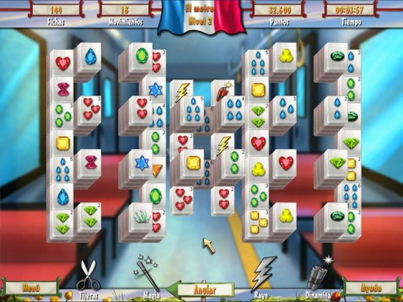 Descargar Paris Mahjong Gratis Para Windows