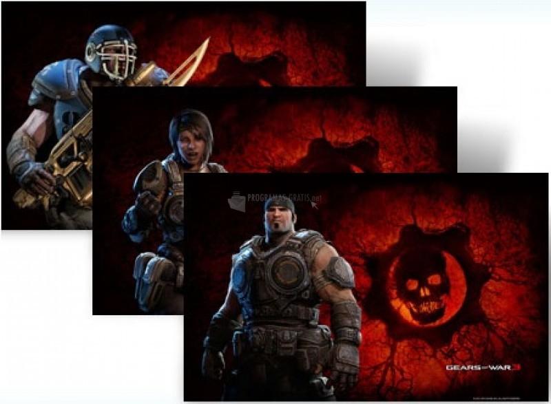 Pantallazo Gears of War 3: Escuadrón Delta