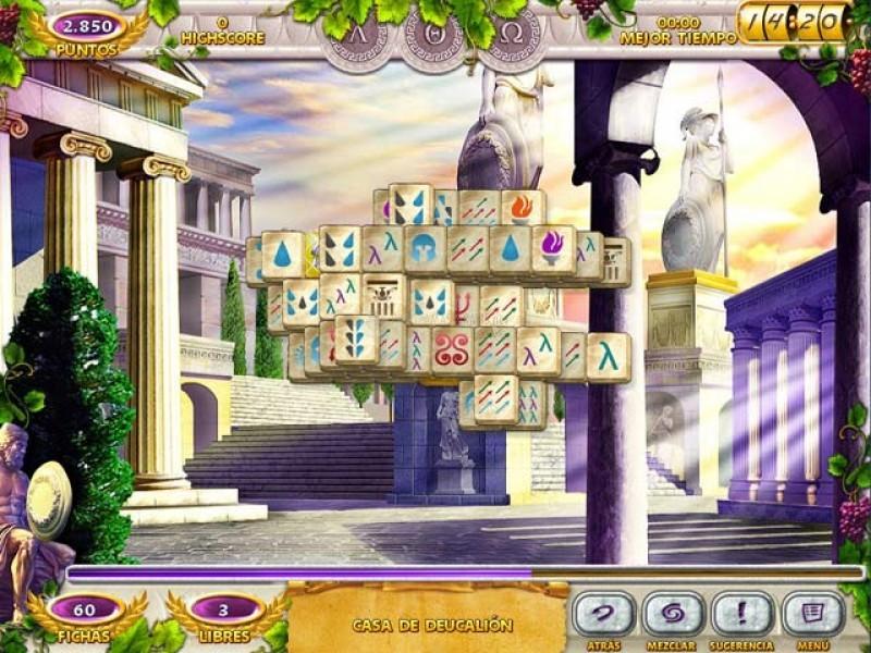 Pantallazo Ancient Athena