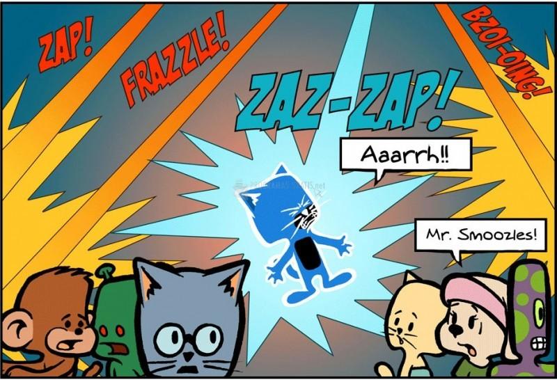 Pantallazo Mr. Smoozles Goes Nutso