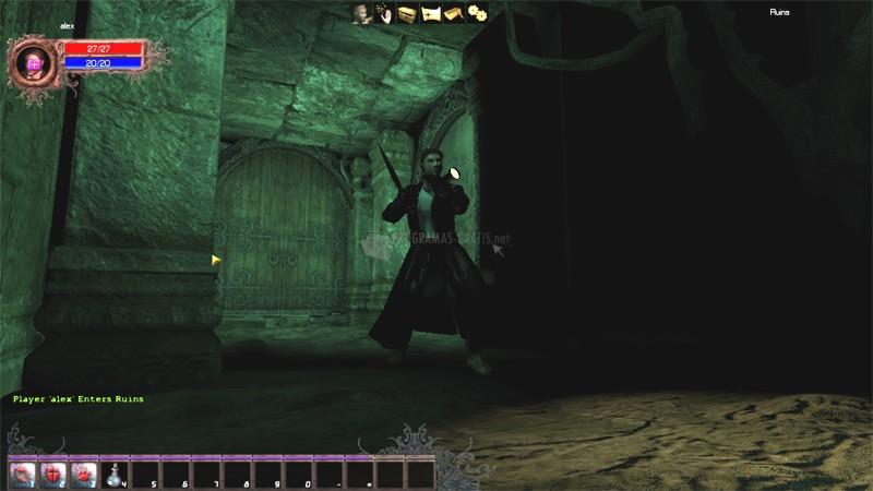 Pantallazo BloodLust: Vampire ShadowHunter