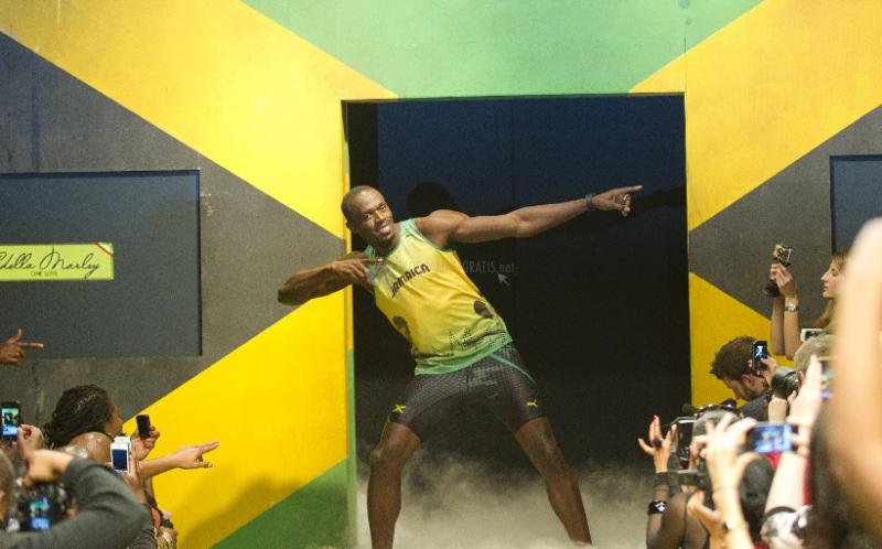 Pantallazo Usain Bolt