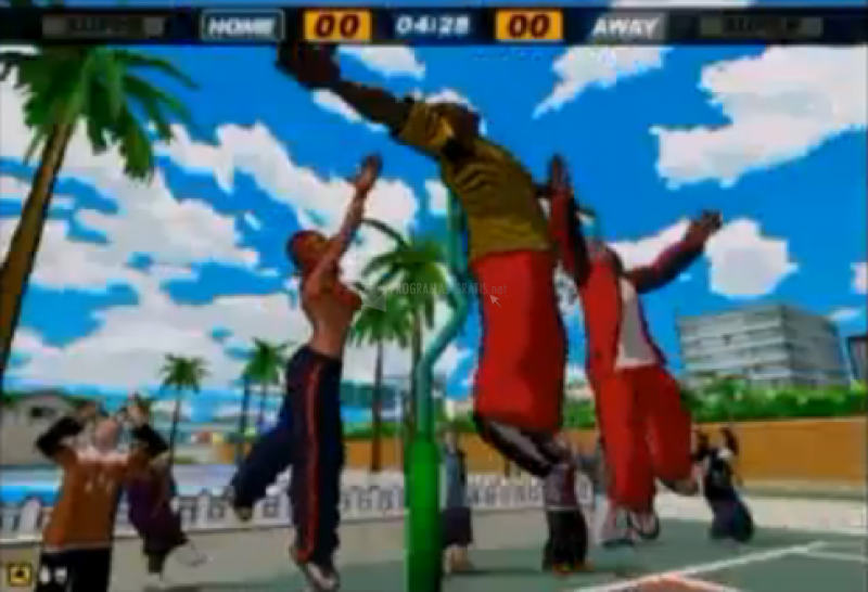 Juego de Basket para PC Freestyle 2: Street Basketball