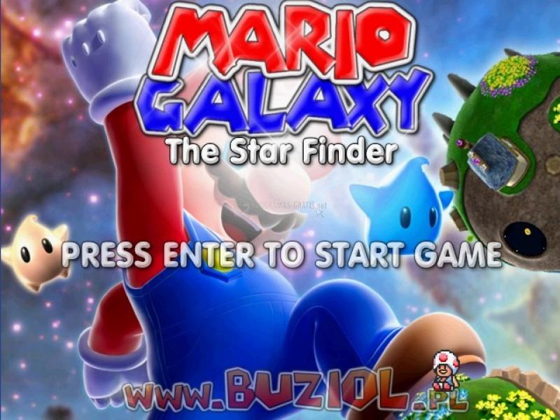 Pantallazo Super Mario the Star Finder