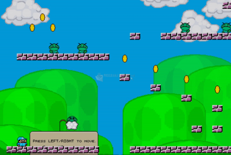 Pantallazo Super Mario Enough Plumbers