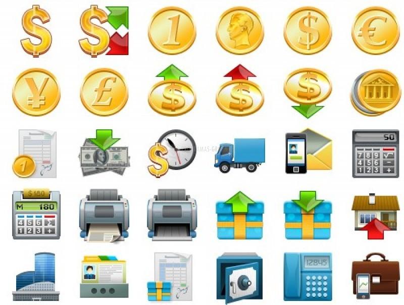 Pantallazo Android Icon Pack