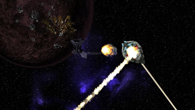 Pantallazo AI War: The Zenith Remnant