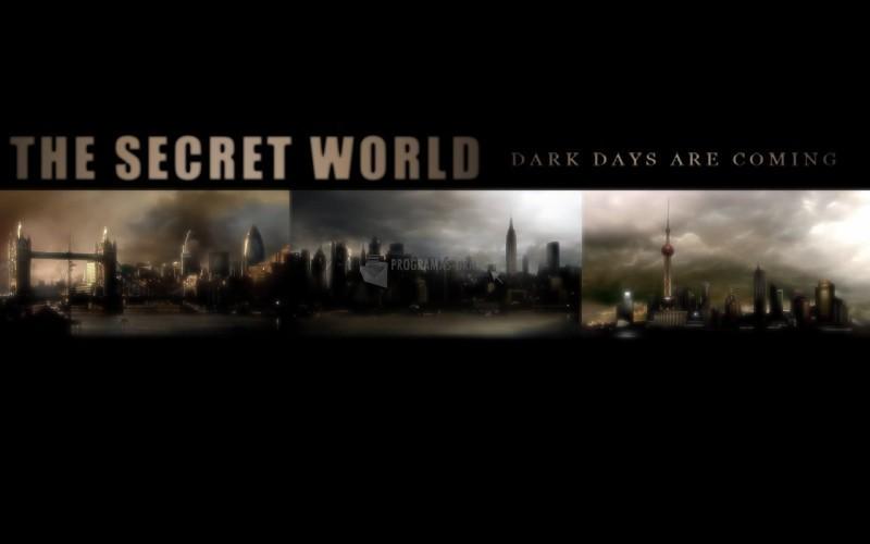Pantallazo The Secret World Wallpaper