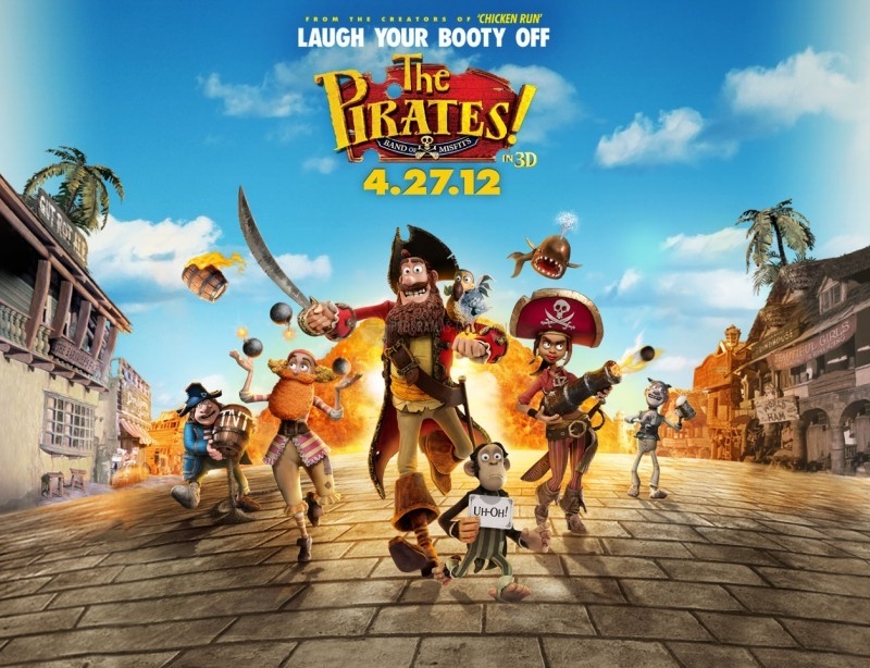 Pantallazo ¡Piratas!