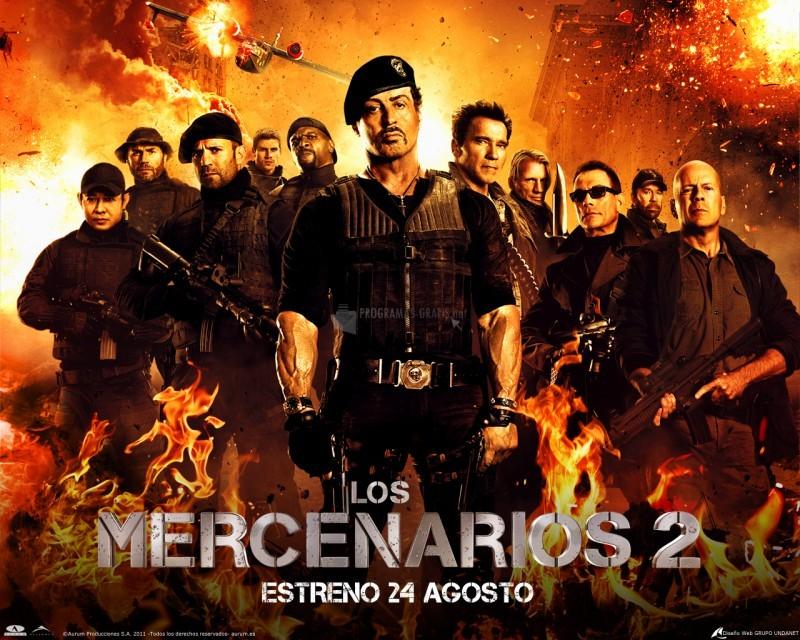 Pantallazo Los Mercenarios 2