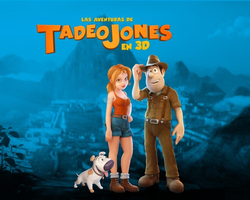 Descargar Tadeo Jones Gratis Para Windows