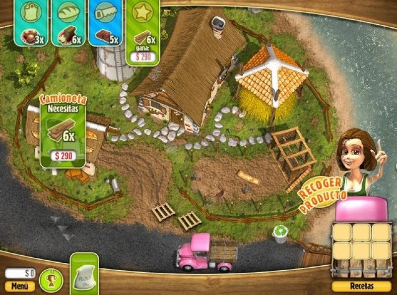 Pantallazo Youda Farmer 2