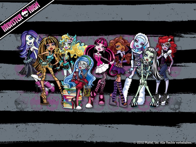 Pantallazo Monster High